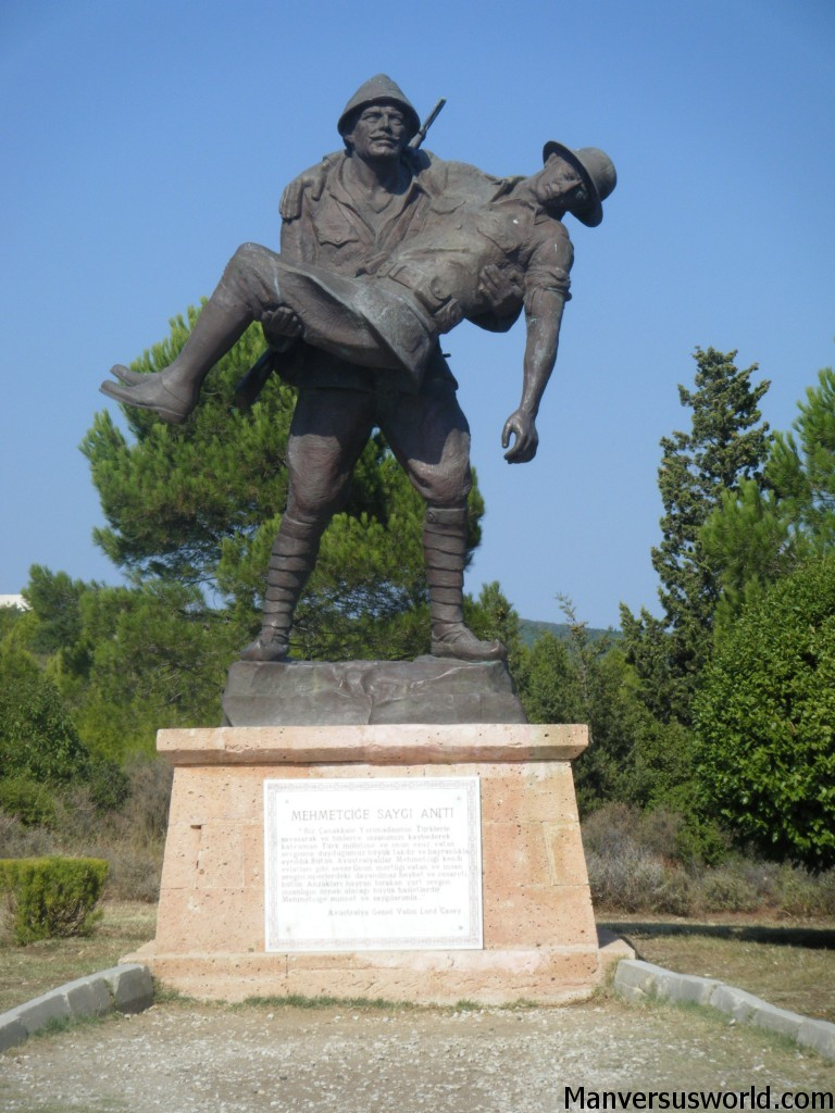 Gallipoli is the birth place of many heroes