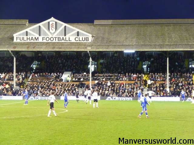 Fulham vs Peterborough in London