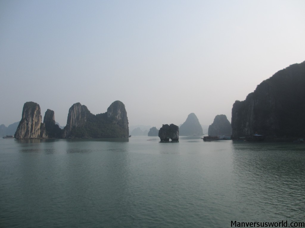Vietnam's wondrous, mind-blowingly spectacular Halong Bay
