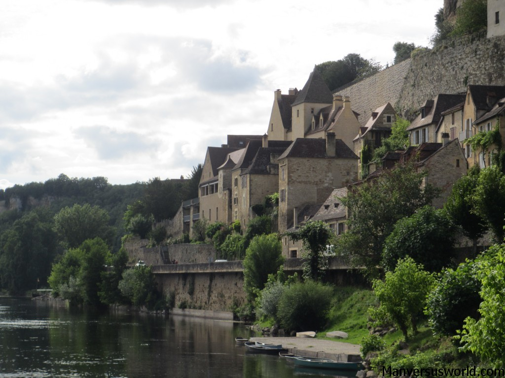 Like out of a French fairytale: Beynac-et-Cazenac