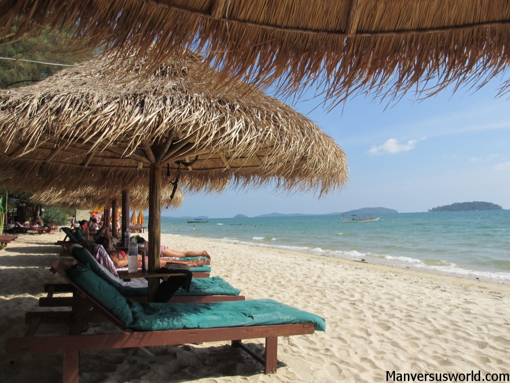 Beautiful Sihanoukville, Cambodia's best beach resort town