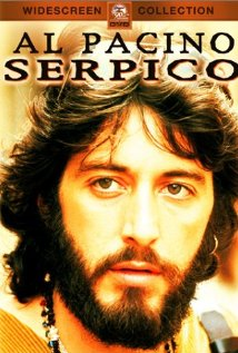 The Serpico movie poster