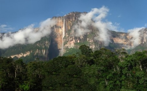My South American bucket list: Angel Falls