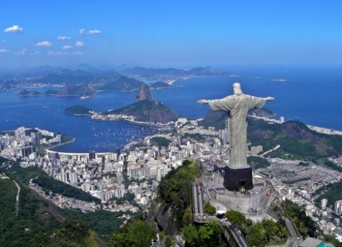 My South American bucket list: Christ the Redeemer