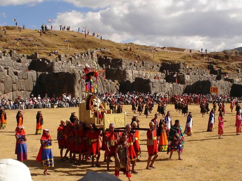 My South American bucket list: Inti Raymi