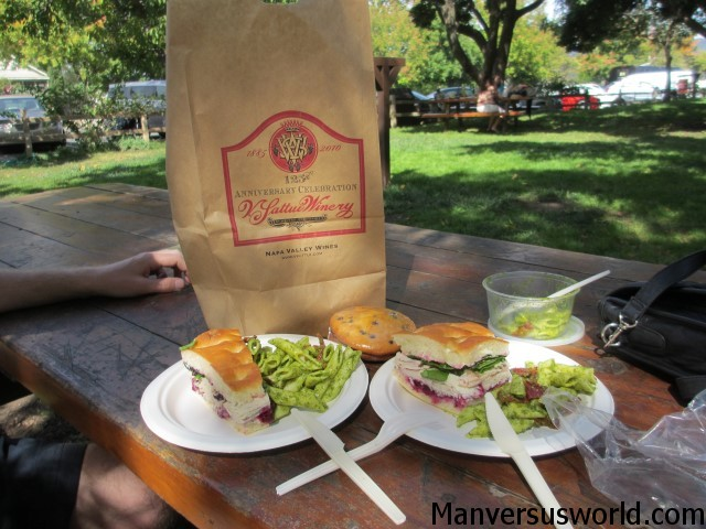 """Highlights from my """"weekend"""" in Napa Valley"""
