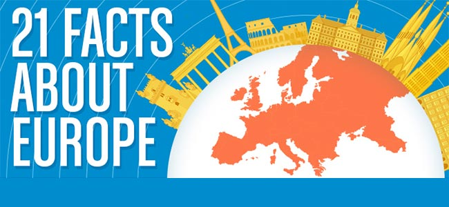 Facts about Europe image