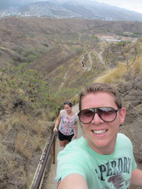 Diamond Head hike | the best view of Honolulu...