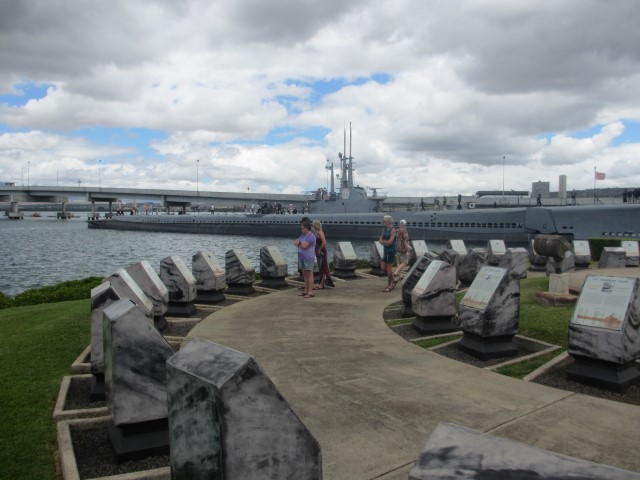 Visiting Pearl Harbour: 5 things I learned