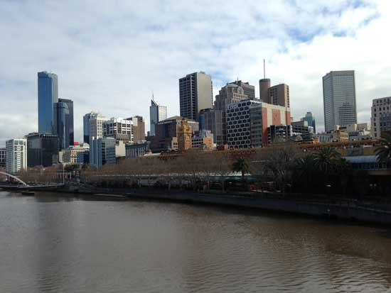 5 reasons why Melbourne could be the best city ever
