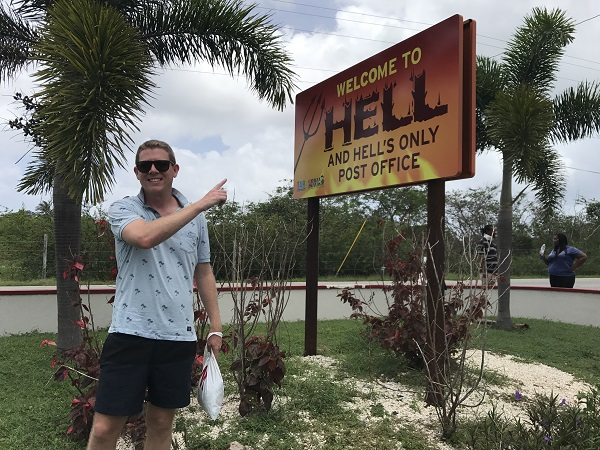 I went to Hell (in the Cayman Islands)