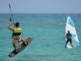 Watersports That Will Change Your Relationship to the Ocean - kite surfing