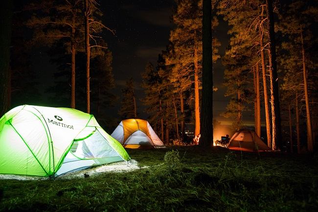 How to Make the Most of Your Next Camping Trip