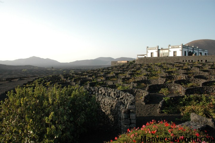 Lanzarote, the Canary Islands