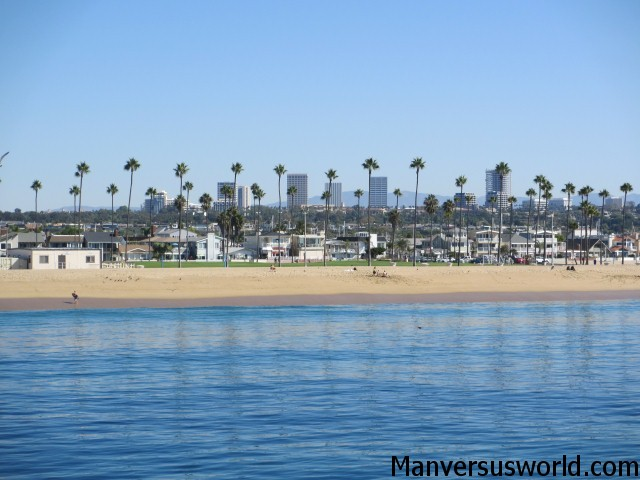 Newport Beach in Orange County, CA