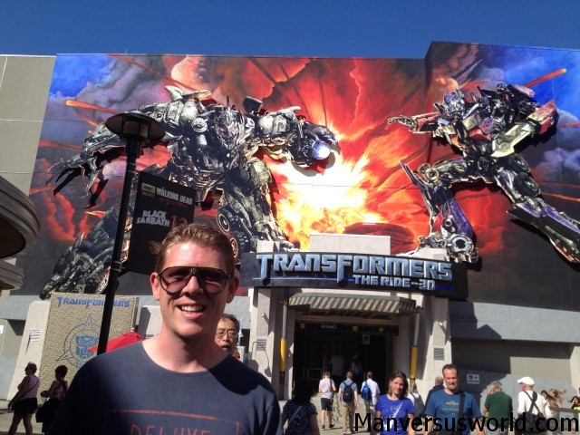 5 best things about Universal Studios Hollywood