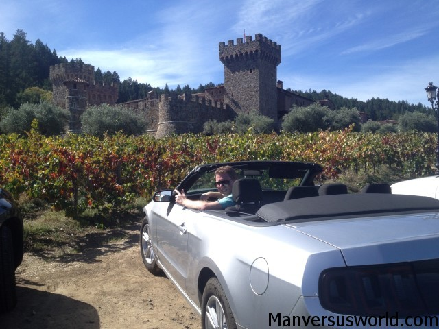 "Highlights from my ""weekend"" in Napa Valley"