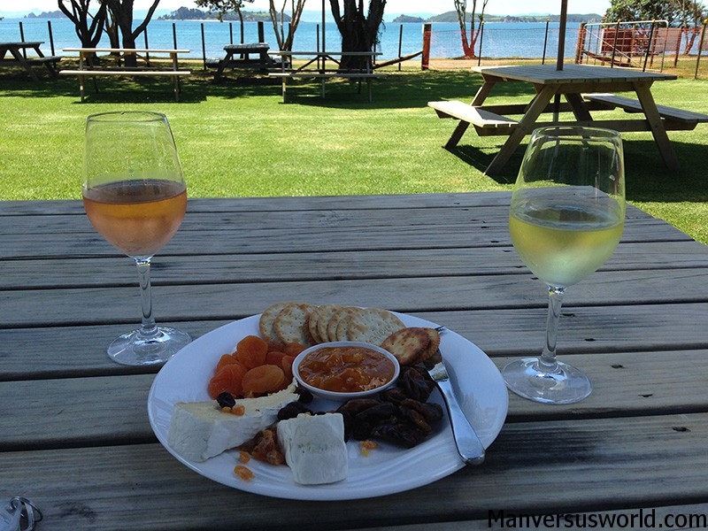 The best vineyards on Waiheke Island | Man vs World