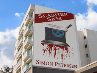 Slasher Sam by Simon Petersen