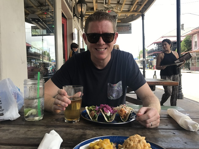 My Taco Travel Count