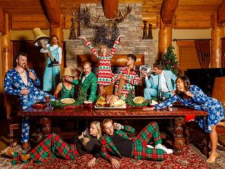 The Shinesty range of colourful Christmas outfits
